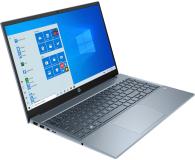 HP Pavilion 15 i5-1135G7/8GB/512/Win10 Blue - 617739 - zdjęcie 3