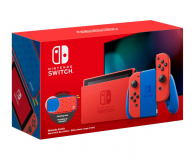 Nintendo Switch Joy-Con - Mario Edition - 629884 - zdjęcie 1