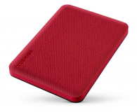 Toshiba Canvio Advance 2TB USB 3.2 Czerwony - 625824 - zdjęcie 2