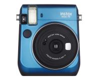 Fujifilm Instax Mini 70 niebieski + wkłady 2x10+ etui - 628405 - zdjęcie 1