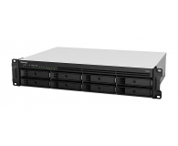Synology RS1221+ RACK (8xHDD, 4x2.2GHz, 4GB, 4xLAN) - 626749 - zdjęcie 2