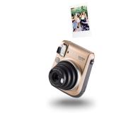 Fujifilm Instax Mini 70 złoty+ wkłady 2x10+ etui białe - 629575 - zdjęcie 5