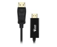 Silver Monkey Kabel DisplayPort 1.4- HDMI 3m - 567558 - zdjęcie 1