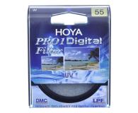 Hoya UV (0) Pro1D 55mm - 555715 - zdjęcie 1
