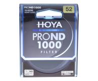 Hoya PRO ND1000 52mm  - 329268 - zdjęcie 1