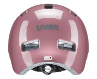 UVEX Kask Hlmt 4 różowy 51-55 cm - 628391 - zdjęcie 3