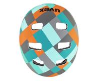 UVEX Kask Kid 3 cc zielony 51-55 cm - 628395 - zdjęcie 4