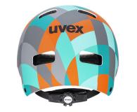 UVEX Kask Kid 3 cc zielony 55-58 cm - 628397 - zdjęcie 3