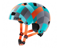 UVEX Kask Kid 3 cc zielony 55-58 cm - 628397 - zdjęcie 1