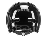 UVEX Kask Kid 3 dirtbike czarny 55-58 cm - 628400 - zdjęcie 3