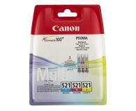 Canon Zestaw CLI-521CMY - 44446 - zdjęcie 1