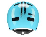 UVEX Kask Kid 3 niebieski 51-55 cm - 628403 - zdjęcie 3