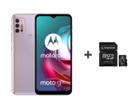 Motorola Moto G30 6/128GB Pastel Sky 90Hz + 128GB - 632498 - zdjęcie 1