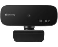 Sandberg USB Webcam Autofocus 1080P HD - 629839 - zdjęcie 3
