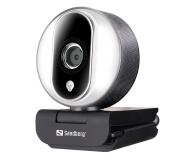 Sandberg Streamer USB Webcam Pro - 629838 - zdjęcie 1