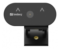 Sandberg USB Webcam Wide Angle 1080P HD - 629837 - zdjęcie 4