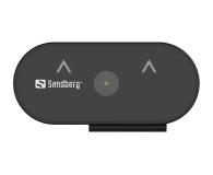 Sandberg USB Webcam Wide Angle 1080P HD - 629837 - zdjęcie 2