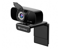Sandberg USB Chat Webcam 1080P HD - 629835 - zdjęcie 1