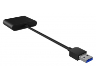 ICY BOX USB 3.0 - CF, SD, microSD - 629316 - zdjęcie 3
