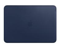 """Apple Skórzany futerał na MacBook Pro   Air 13"""" błękit - 631749 - zdjęcie 1"""