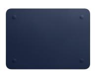 """Apple Skórzany futerał na MacBook Pro   Air 13"""" błękit - 631749 - zdjęcie 2"""