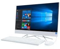 HP 24 AiO J4025/8GB/256/Win10x IPS White - 607633 - zdjęcie 2