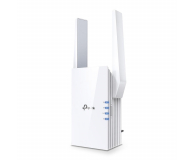 TP-Link RE605X LAN (802.11b/g/n/ax 1800Mb/s) plug repeater - 631787 - zdjęcie 2