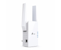 TP-Link RE605X LAN (802.11b/g/n/ax 1800Mb/s) plug repeater - 631787 - zdjęcie 3