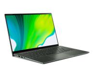Acer Swift 5 i7-1165G7/16GB/1TB/W10 MX350 Dotyk Zielony - 629828 - zdjęcie 4