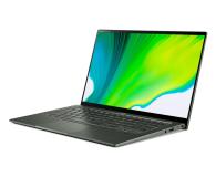 Acer Swift 5 i7-1165G7/16GB/1TB/W10 MX350 Dotyk Zielony - 629828 - zdjęcie 2