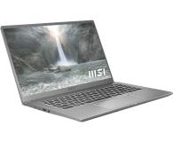 MSI Prestige 15 i5-1135G7/16GB/512/Win10 GTX1650 - 628863 - zdjęcie 2