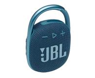 JBL Clip 4 Niebieski - 599306 - zdjęcie 1