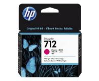 HP 712 3ED68A magenta 29ml - 633445 - zdjęcie 1