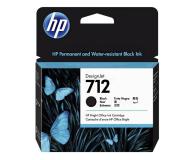 HP 712 3ED71A black 80ml - 633444 - zdjęcie 1