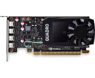 Fujitsu Quadro P1000 4GB GDDR5  - 624837 - zdjęcie 3