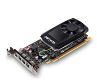 Fujitsu Quadro P1000 4GB GDDR5  - 624837 - zdjęcie 1