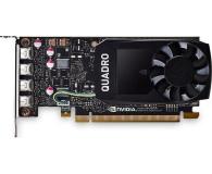 Fujitsu Quadro P620 2GB GDDR5  - 624840 - zdjęcie 3