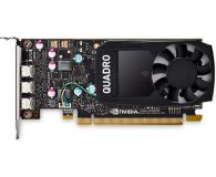 Fujitsu Quadro P400 2GB GDDR5  - 624841 - zdjęcie 3