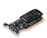 Fujitsu Quadro P400 2GB GDDR5  - 624841 - zdjęcie 1