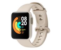 Xiaomi Mi Watch Lite Ivory - 626138 - zdjęcie 1