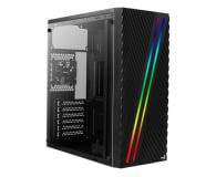 AeroCool PGS Streak RGB Czarna - 623764 - zdjęcie 1