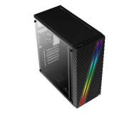 AeroCool PGS Streak RGB Czarna - 623764 - zdjęcie 3