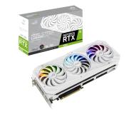 ASUS GeForce RTX 3090 ROG STRIX OC WHITE 24GB GDDR6X - 628032 - zdjęcie 1