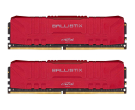 Crucial 32GB (2x16GB) 3000MHz CL15 Ballistix Red