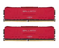 Crucial 16GB (2x8GB) 3000MHz CL15 Ballistix Red - 624976 - zdjęcie 1