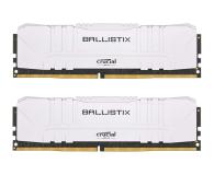 Crucial 32GB (2x16GB) 3200MHz CL16 Ballistix White - 632330 - zdjęcie 1