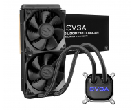 EVGA CLC 240mm 2x120mm - 624388 - zdjęcie 1