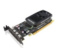 Lenovo Quadro P1000 Low Profile 4GB GDDR5 - 627435 - zdjęcie 1