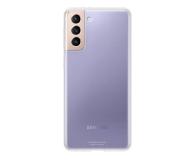 Samsung Clear Cover do Galaxy S21+ - 617456 - zdjęcie 2