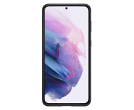 Samsung Leather Cover do Galaxy S21+ Black - 617445 - zdjęcie 2